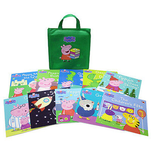 New Peppa Pig Collection - 10 Books