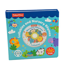 Fisher Price Lullabies and Nursery Rhymes With CD