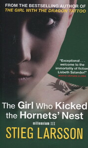 The Girl Who Kicked the Hornets' Nest (9781849162753)