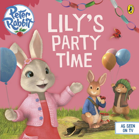 Фото Peter Rabbit Animation. Lily's Party Time.