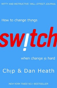 Switch: How to Change Things When Change Is Hard (9781847940322)