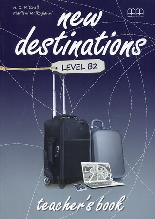 Фото New Destinations. Level B2. Teacher's Book.