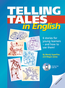 Telling Tales in English Book: Using Stories with Young Learners