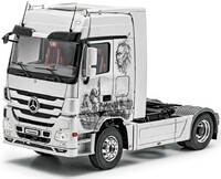 Модель для сборки Revell Автомобиль Mercedes-Benz Actros MP3 1:24 (07425)