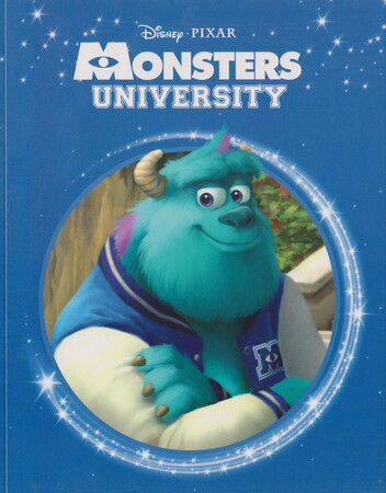 Фото Monsters University.