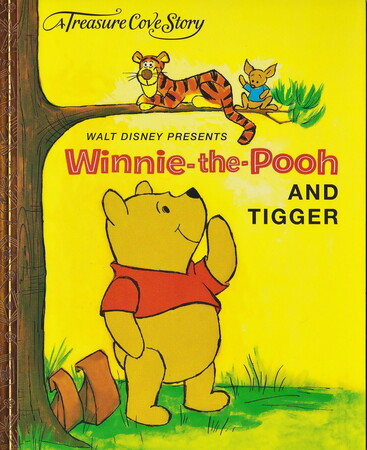 Winnie-the-Pooh And Tiger