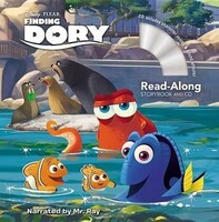 Finding Dory (storybook and CD)