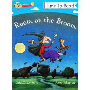 Room on the Broom - Time to read