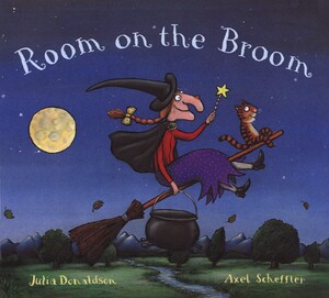 Room on the Broom Anniversary Slipcase