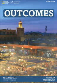 Outcomes. Intermediate Student's book (+ DVD)