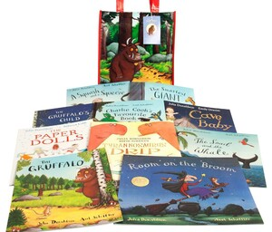 Julia Donaldson Picture Book Collection - 10 Books