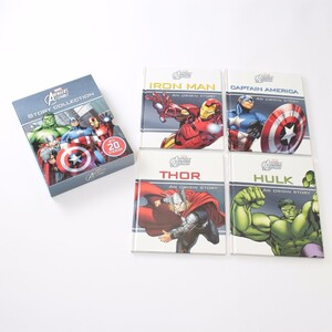 Marvel Avengers Assemble Story Collection - 4 книги в наборе