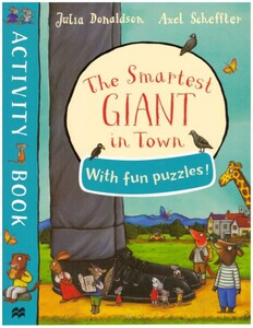 The Smartest Giant in Town Activity Book