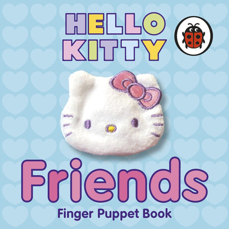 Фото Hello Kitty Finger Puppet Book.