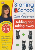 Adding and taking away with Carol Vorderman