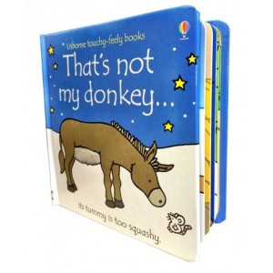 That's not my Donkey (Touchy-Feely Board Books)