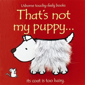 Touchy-Feely Books That's Not My Puppy