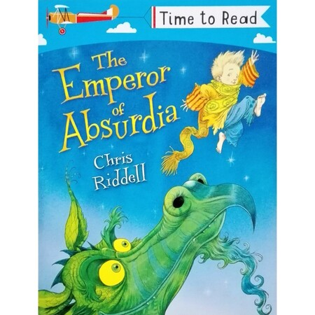 Фото The Emperor of Absurdia - Time to read.