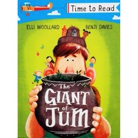 The Giant of Jum - Time to read