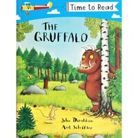 The gruffalo - Time to read