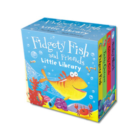 Fidgety Fish and Friends - Little Library