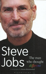Steve Jobs. The Man Who Thought Different (9781408832066)