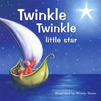 Twinkle Twinkle Little Star - Мягкая обложка
