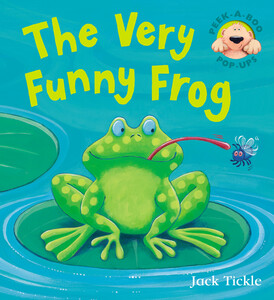 The Very Funny Frog - Little Tiger Press