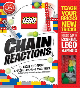 LEGO Chain Reactions: Design and build amazing moving machines (9780545703307)