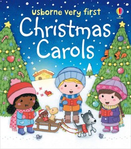 Very first words Christmas carols