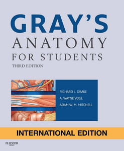 Gray's Anatomy for Students (9780702051326)