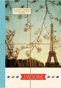 Paris Eco Writer's Notebook