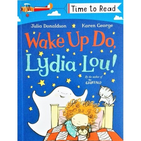 Фото Wake Up Do Lydia Lou - Time to read.