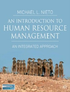 An Introduction to Human Resource Management: An Integrated Approach