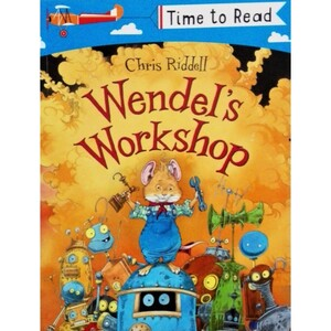 Wendel's Workshop - Time to read