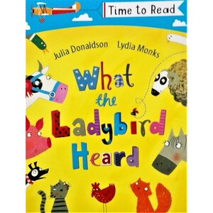What the Ladybird Heard - Time to read