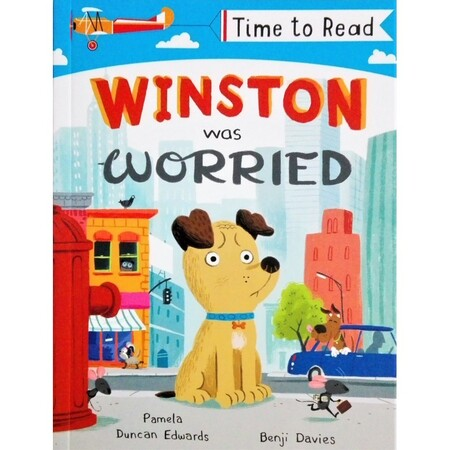 Фото Winston Was Worried - Time to read.
