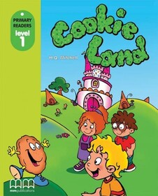 Cookie Land. Level 1. Student's Book (+CD)