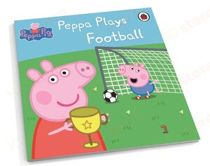 Peppa Plays Football