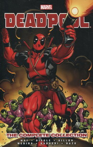 Deadpool by Daniel Way. The Complete Collection. Volume 1