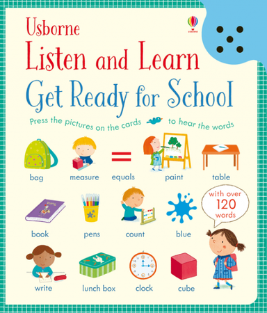 Фото Listen and Learn Get Ready for School.