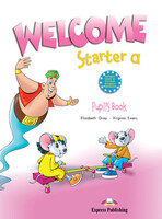 Welcome Starter A. Pupil's Book