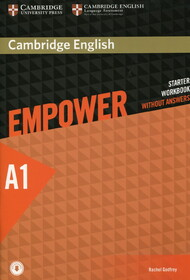 Cambridge English Empower A1. Starter Workbook