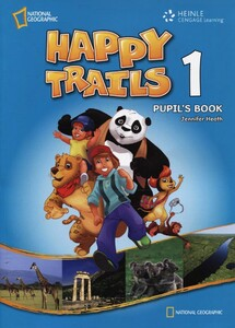 Happy Trails 1. Pupil's Book (with CD)