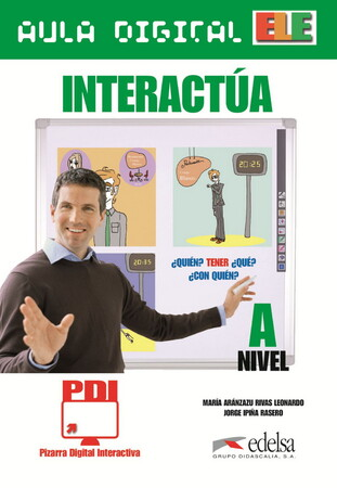 Фото Aula Digital (Material for Iwbs): Interactua CD (Nivel A).