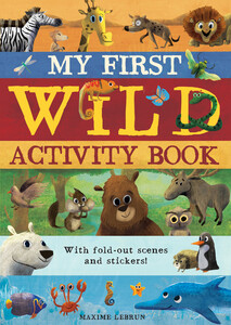My First Wild Activity Book