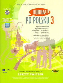 Hurra!!! Po Polsku: Student's Workbook Volume 3