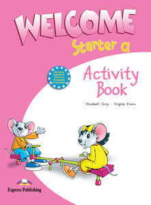 Welcome Starter A. Activity Book
