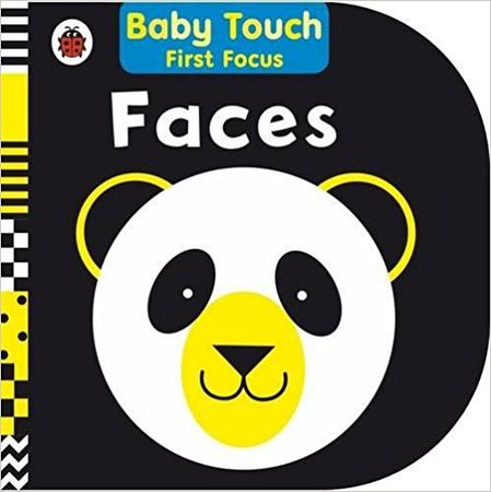 Baby Touch First Focus: Things That Go книга