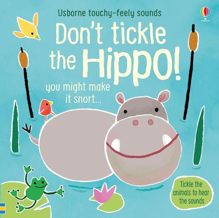 Don't tickle the hippo!